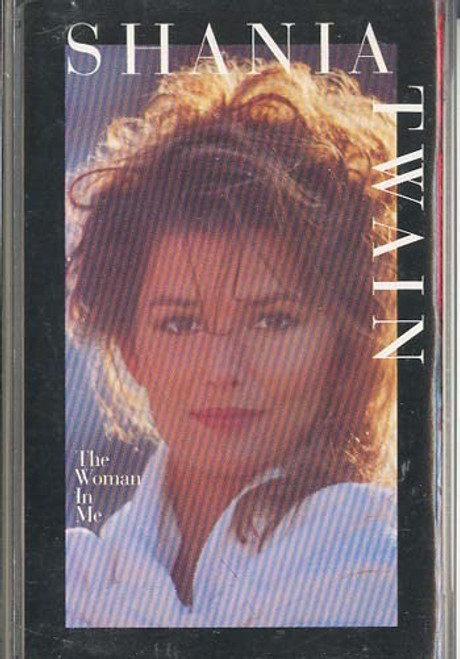 SHANIA TWAIN: The Woman in Me -27396 Cassette Tape