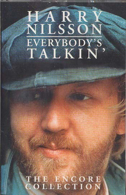 HARRY NILSSON: Everybody's Talkin' -15728 Cassette Tape