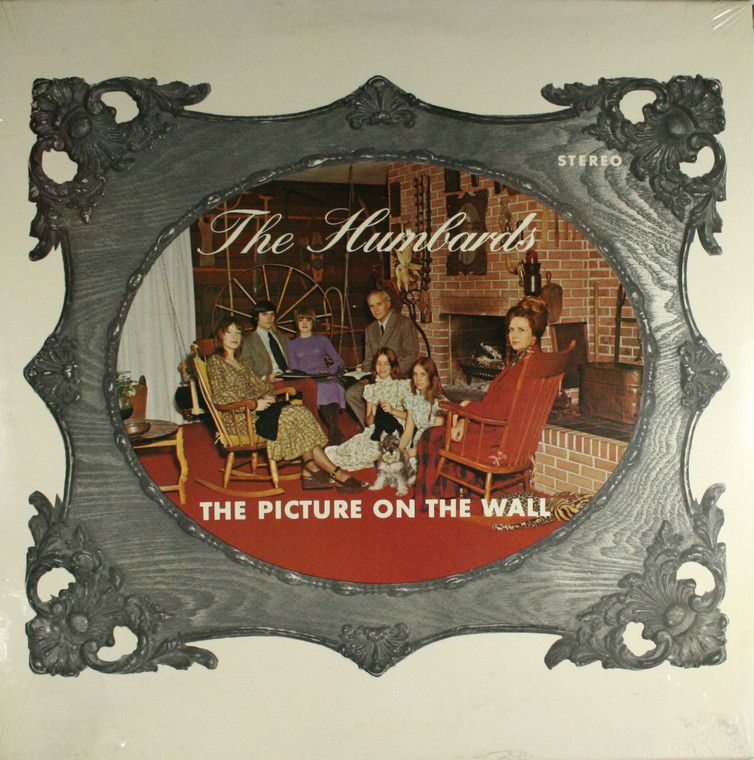 The Humbards: The Picture on the Wall - Still Sealed LP Vinyl Record Album