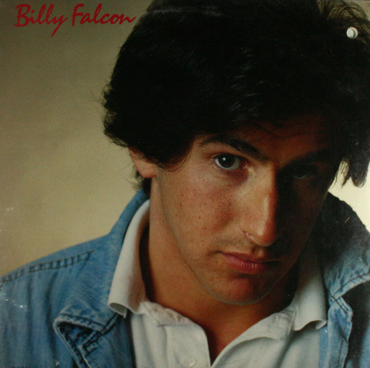 Billy Falcon: Billy Falcon - Self-Titled Still Sealed LP Vinyl Record Album