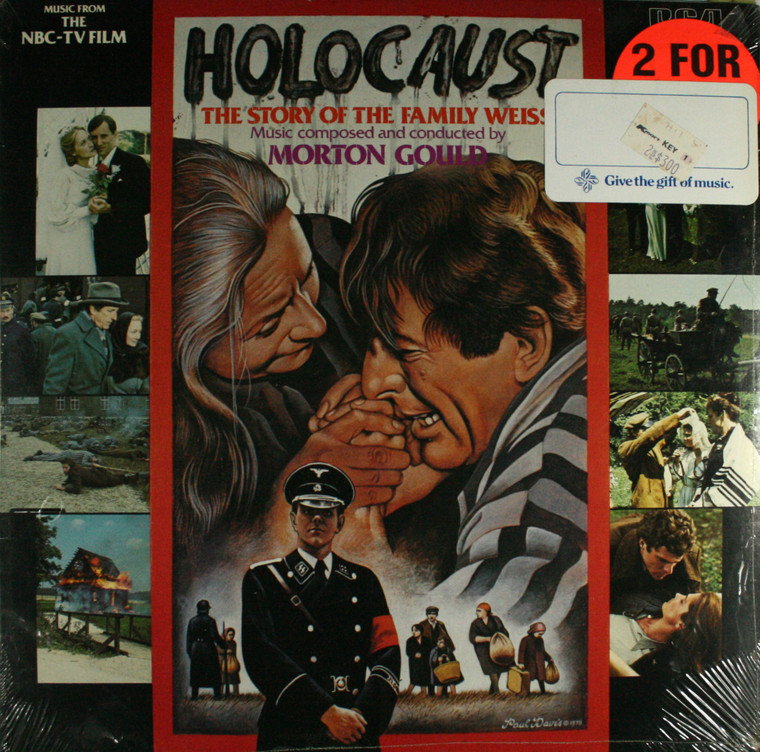 Morton Gould: Holocaust, The Story of the Family Weiss - Still Sealed LP Vinyl Record Album