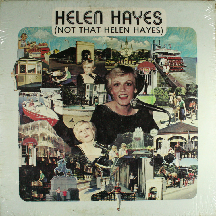 Helen Hays: (Not That Helen Hayes) - Still Sealed LP Vinyl Record Album