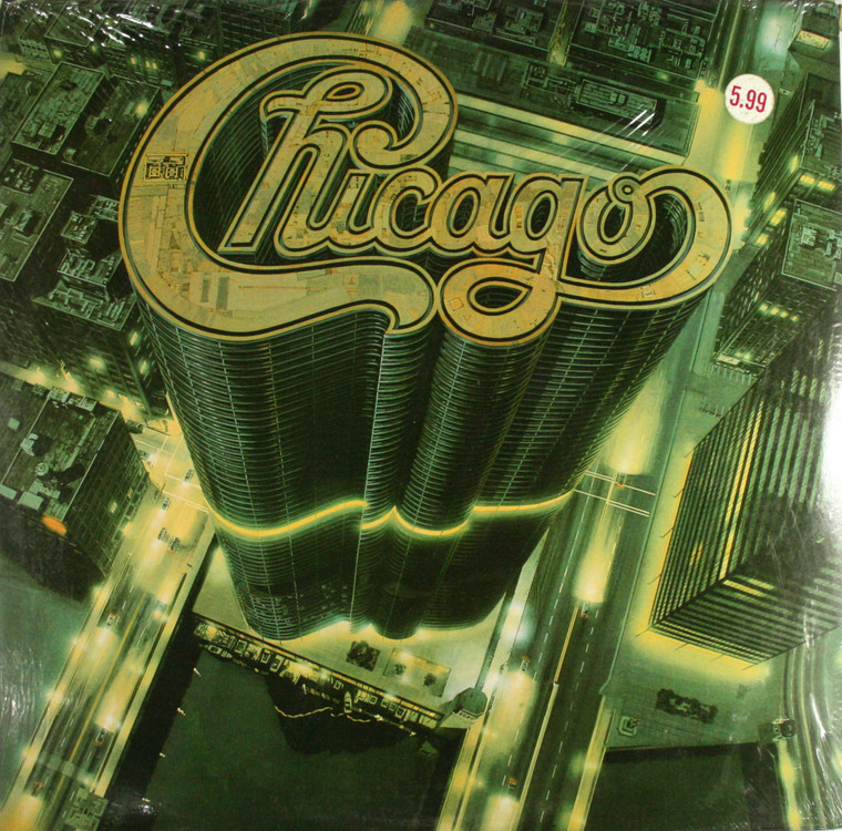 Chicago: Chicago 13 - Still Sealed LP Vinyl Record Album