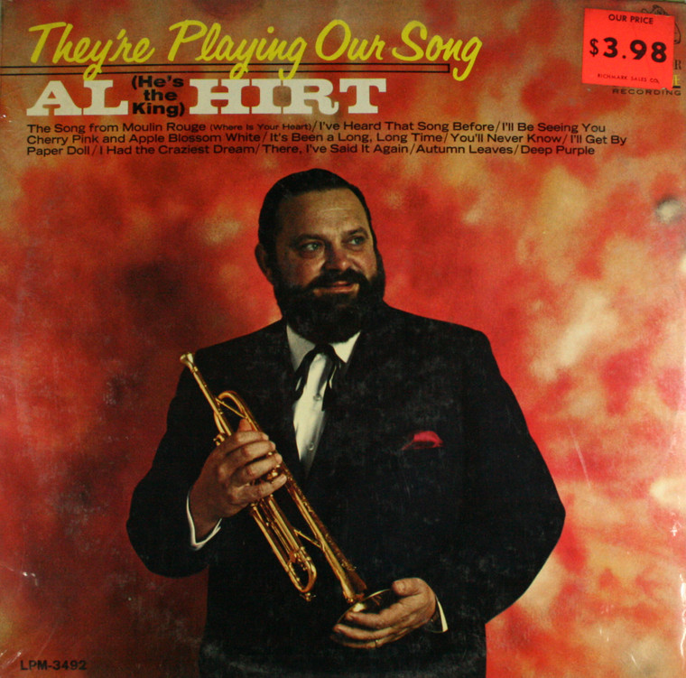 Al Hirt: They're Playing Our Song - Still Sealed LP Vinyl Record Album