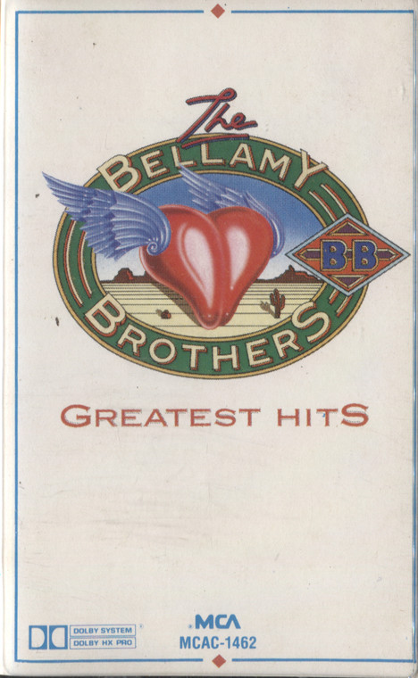 The Bellamy Brothers: Greatest Hits - Audio Cassette Tape