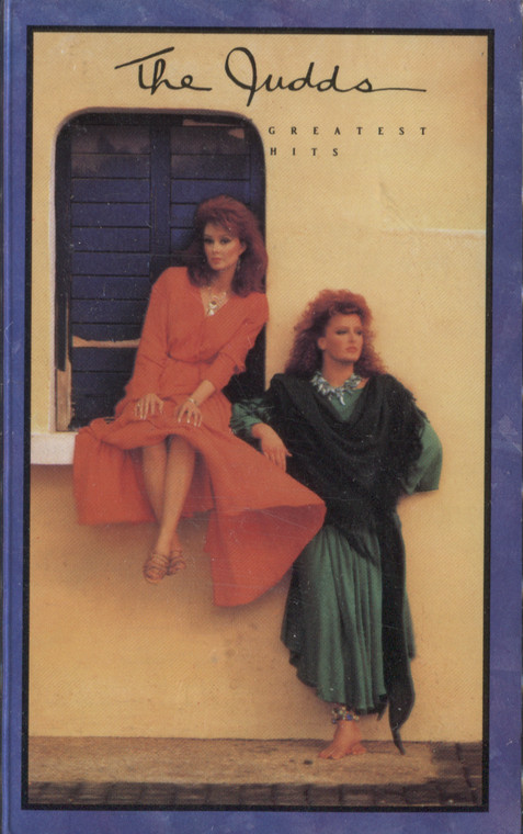 The Judds: Greatest Hits - Audio Cassette Tape
