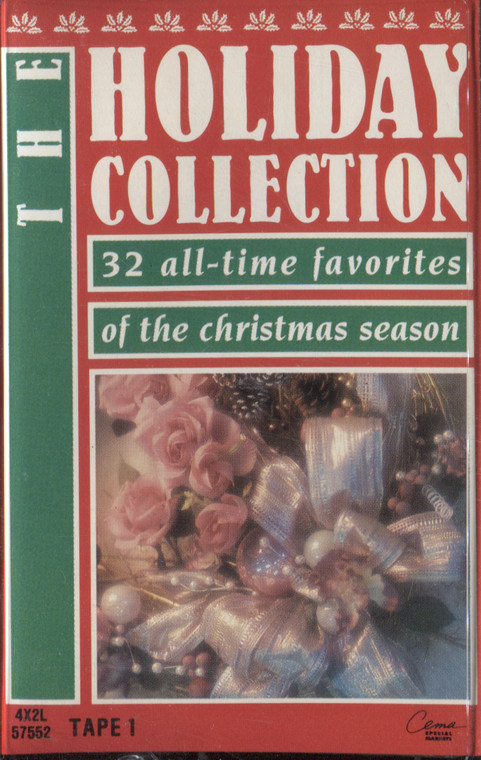 Various Artists: The Holiday Collection, Tape 1 - Audio Cassette Tape