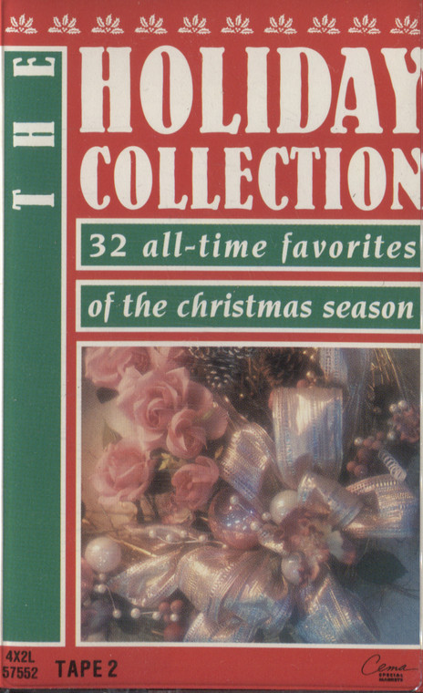 Various Artists: The Holiday Collection, Tape 2 - Audio Cassette Tape