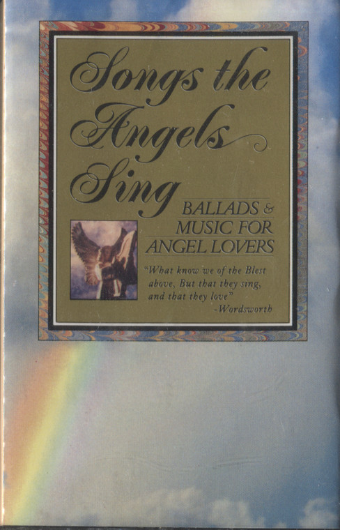Elizabeth Lee: Songs the Angels Sings - Sealed Audio Cassette Tape