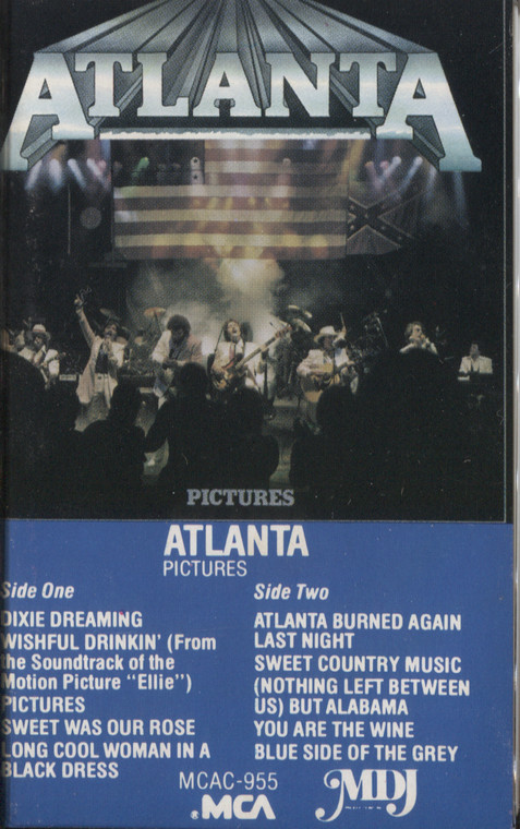 Atlanta: Pictures - Audio Cassette Tape