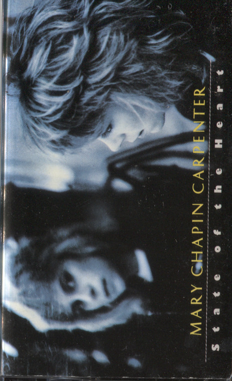 Mary Chapin Carpenter: State of the Heart - Vintage Audio Cassette Tape