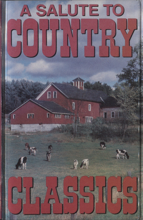 Various Artists: A Salute to Country Classics - Audio Cassette Tape
