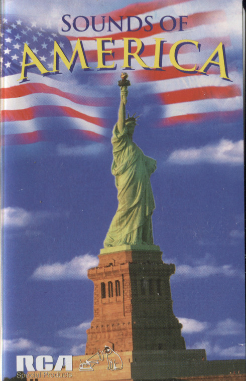Various Artists: Sounds of America - Audio Cassette Tape