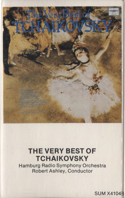 Hamburg Radio Symphony Orchestra: The Very Best of Tchaikovsky - Audio Cassette Tape