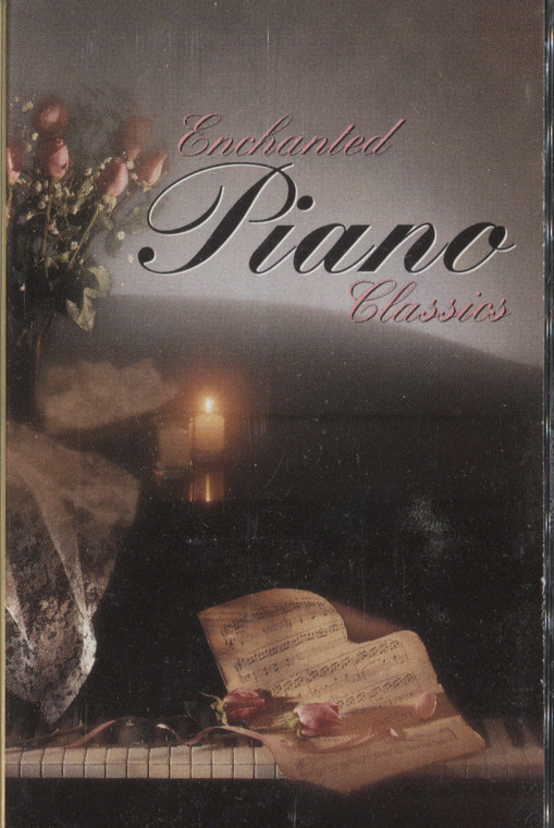 Various Artists: Enchanted Piano Classics, Tape 3 - Vintage Audio Cassette Tape