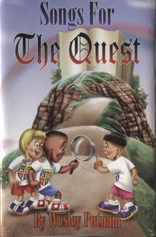 Wesley: Putnam: Songs for The Quest - Audio Cassette Tape