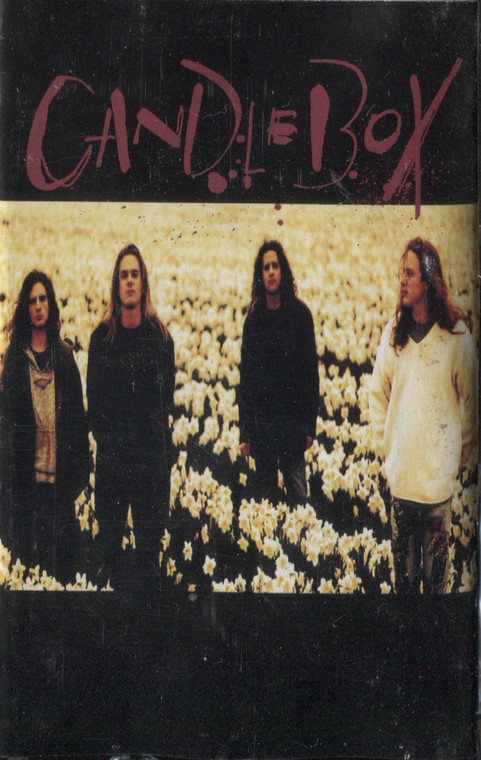 Candlebox: Candlebox - Self-Titled Audio Cassette Tape