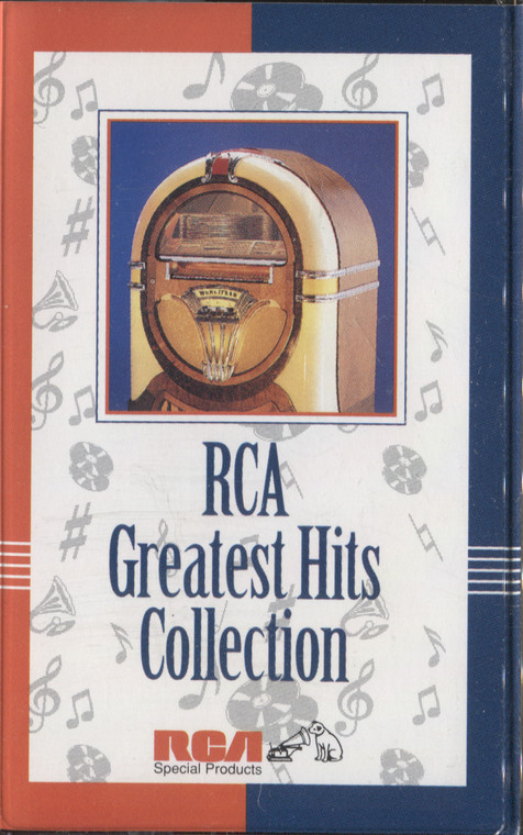 Various Artists: RCA Greatest Hits Collection - Audio Cassette Tape