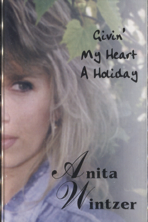 Anita Wintzer: Givin' My Heart a Holiday - Sealed Audio Cassette Tape