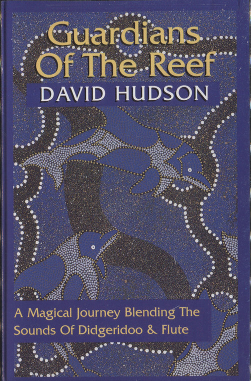 David Hudson: Guardians of the Reef - Sealed Audio Cassette Tape