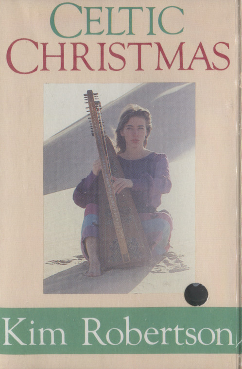 Kim Robertson: Celtic Christmas - Sealed Audio Cassette Tape
