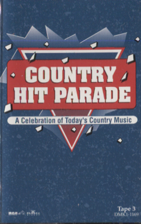 Various Artists: Country Hit Parade, Tape 3 - Audio Cassette Tape