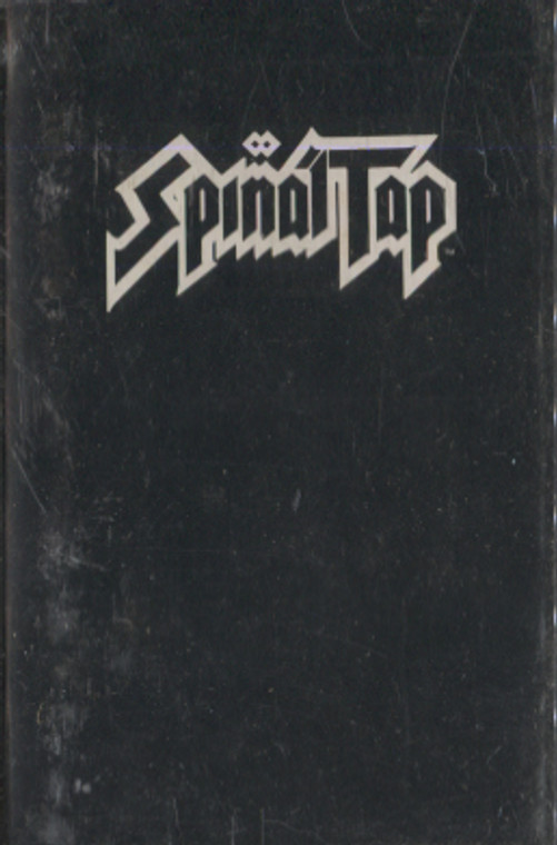 Various Artists: Spinal Tap, Original Motion Picture Soundtrack - Audio Cassette Tape
