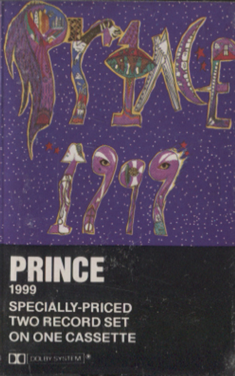 Prince: 1999 - Audio Cassette Tape