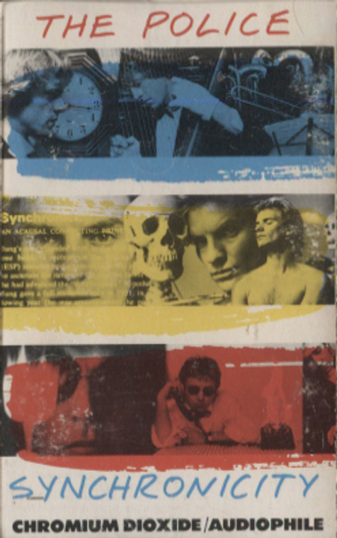 The Police: Synchronicity - Audio Cassette Tape