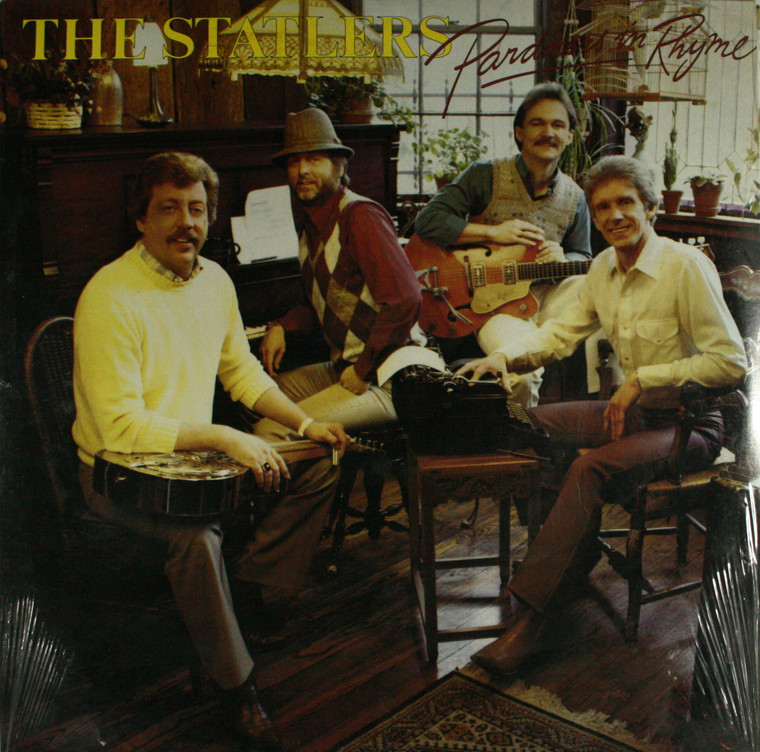 The Statler Brothers: Pardners in Rhyme - Still Factory Sealed LP Vinyl Record Album