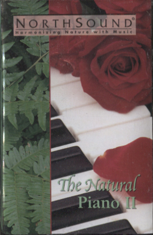 NorthSound The Natural Piano II - Audio Cassette Tape