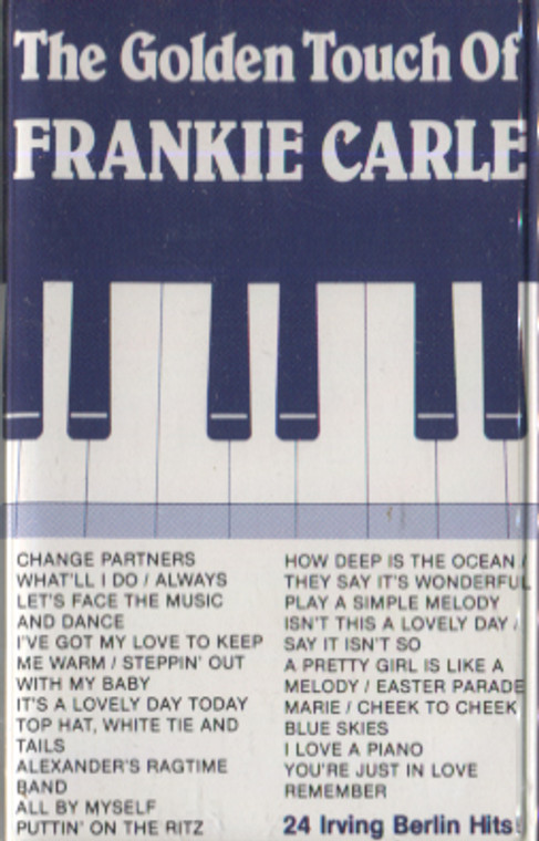 Frankie Carle: The Golden Touch of Frankie Carle - Audio Cassette Tape