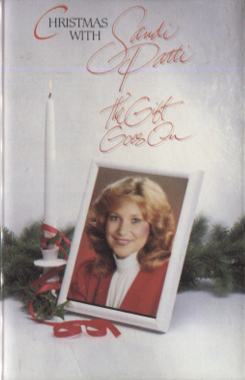 Sandi Patti: Christmas The Gift Goes On - Audio Cassette Tape