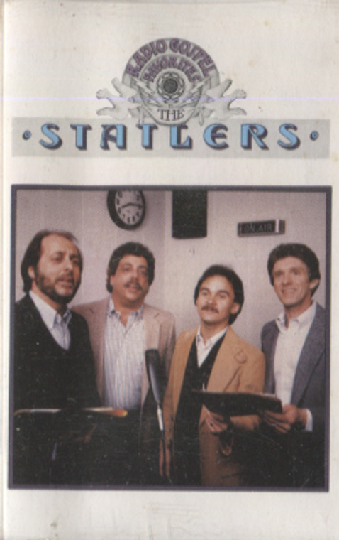 The Statler Brothers: Radio Gospel Favorites - Vintage Cassette Tape