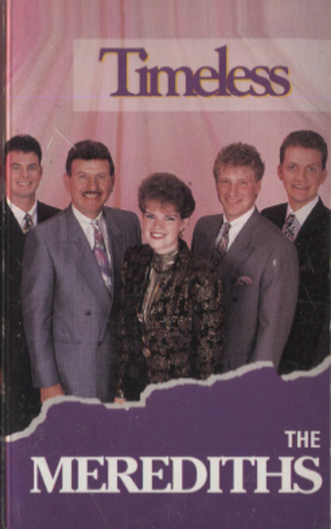 The Merediths: Timeless - Audio Cassette Tape