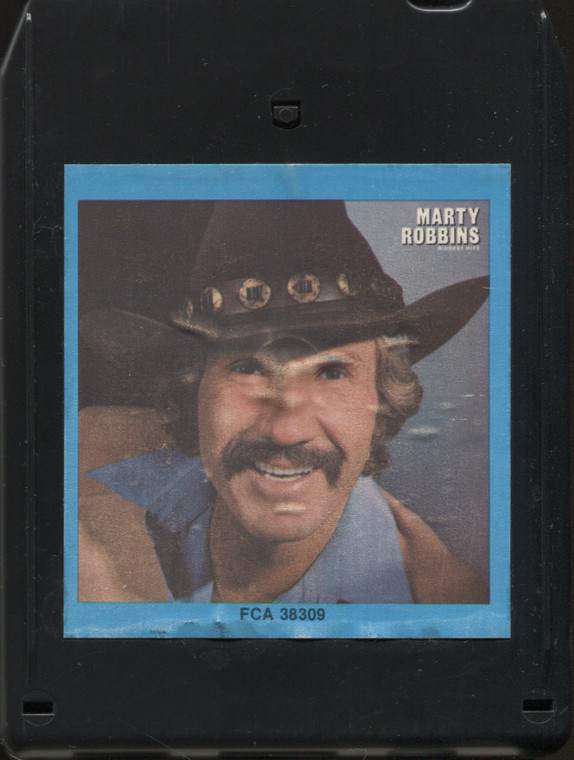 Marty Robbins: Greatest Hits - Vintage 8 Track Tape