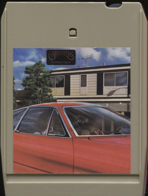 Carpenters: Now & Then - Vintage 8 Track Tape