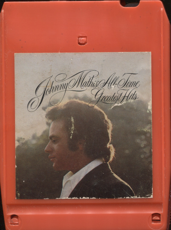 Johnny Mathis: All-Time Greatest Hits - Vintage 8 Track Tape