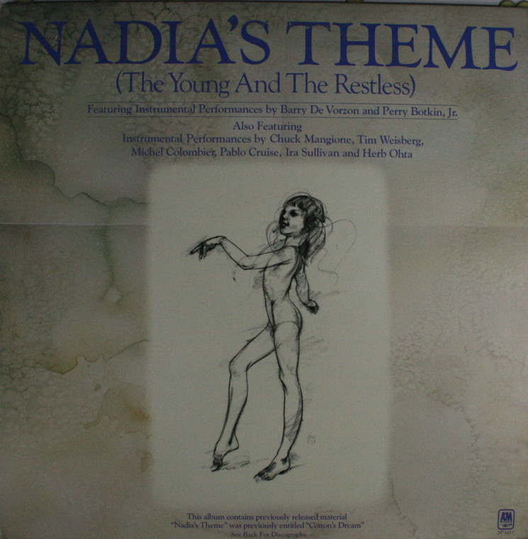 Various Artists: Nadia's Theme (The Young and the Restless) - LP Vinyl Record Album