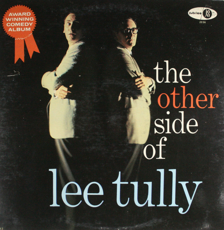 Lee Tully: The Other Side of Lee Tully -  LP Vinyl Record Album
