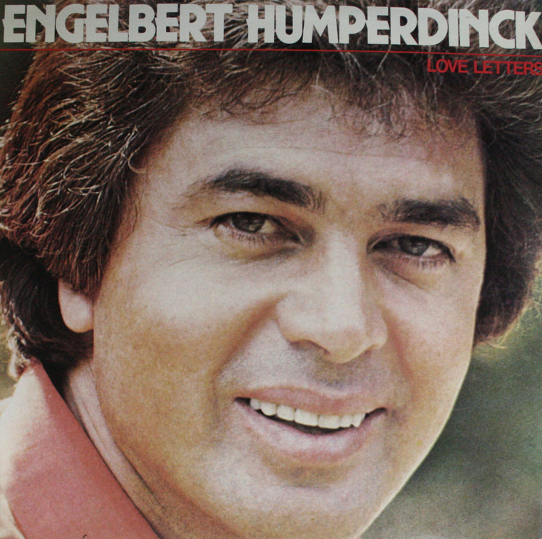 Engelbert Humperdinck: Love Letters -  LP Vinyl Record Album