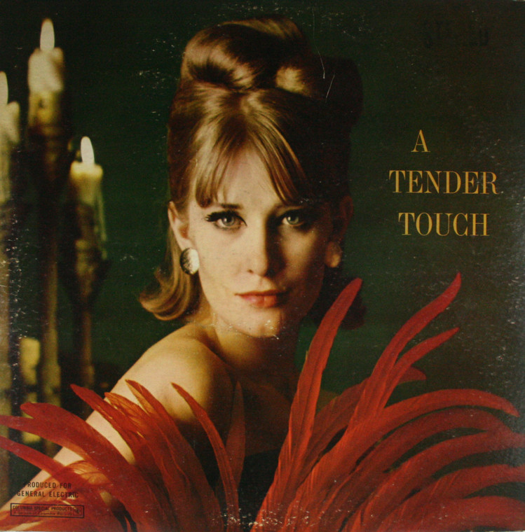 Various Artists: A Tender Touch - General Electric Collector LP Vinyl Record Album