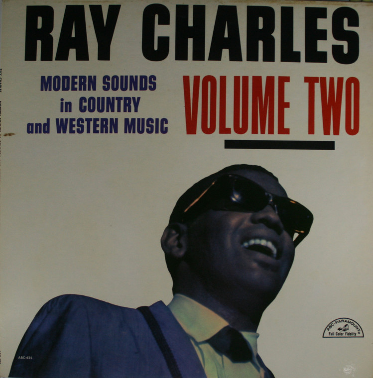 Ray Charles: Modern Sounds in Country and Western Music, Volume 2 - LP Vinyl Record Album