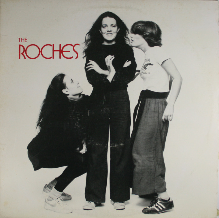 The Roches: The Roches - Self-Titled LP Vinyl Record Album