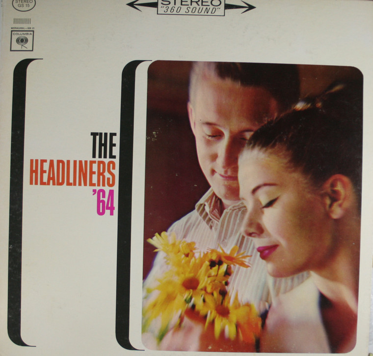 Various Artists: The Headliners '64 - LP Vinyl Record Album