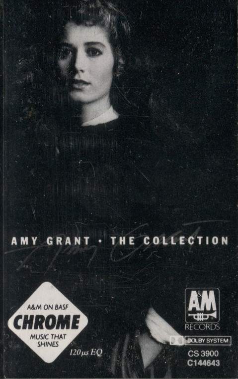 Amy Grant: The Collection -  Vintage Audio Cassette Tape