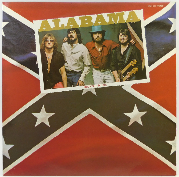 Alabama: Mountain Music - LP Vinyl Record Album