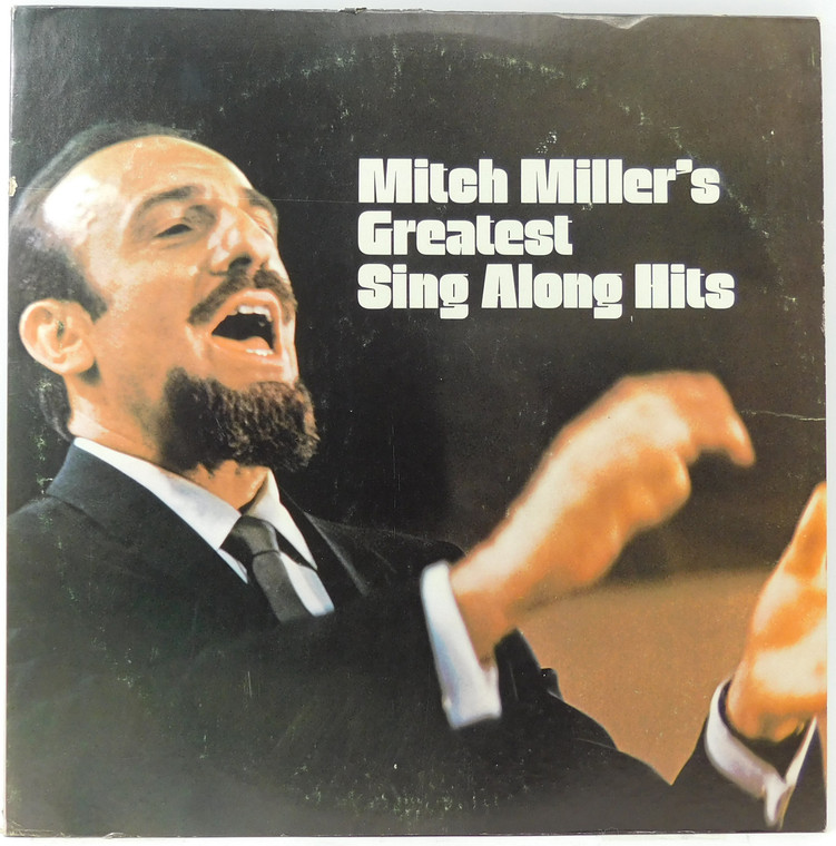 Mitch Miller: Greatest Sing Along Hits (2 Record Set) - LP Vinyl Record Album