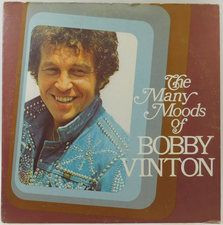 Bobby Vinton: The Many Moods of Bobby Vinton, Lonely/Colorful - (2 Record Set) - LP Vinyl Record Album