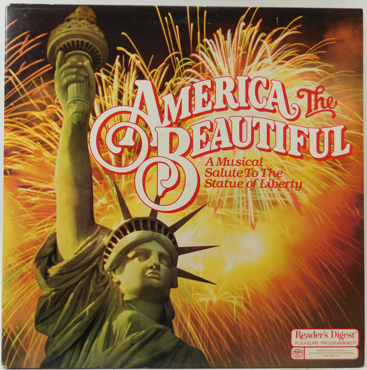 Various Artists: Reader's Digest America the Beautiful (2 Record Set) - LP Vinyl Record Album